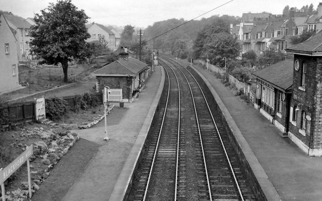 Blackford Hill Railway Station Wikipedia