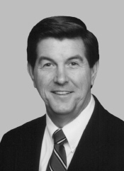 Rep Bob Riley house portrait