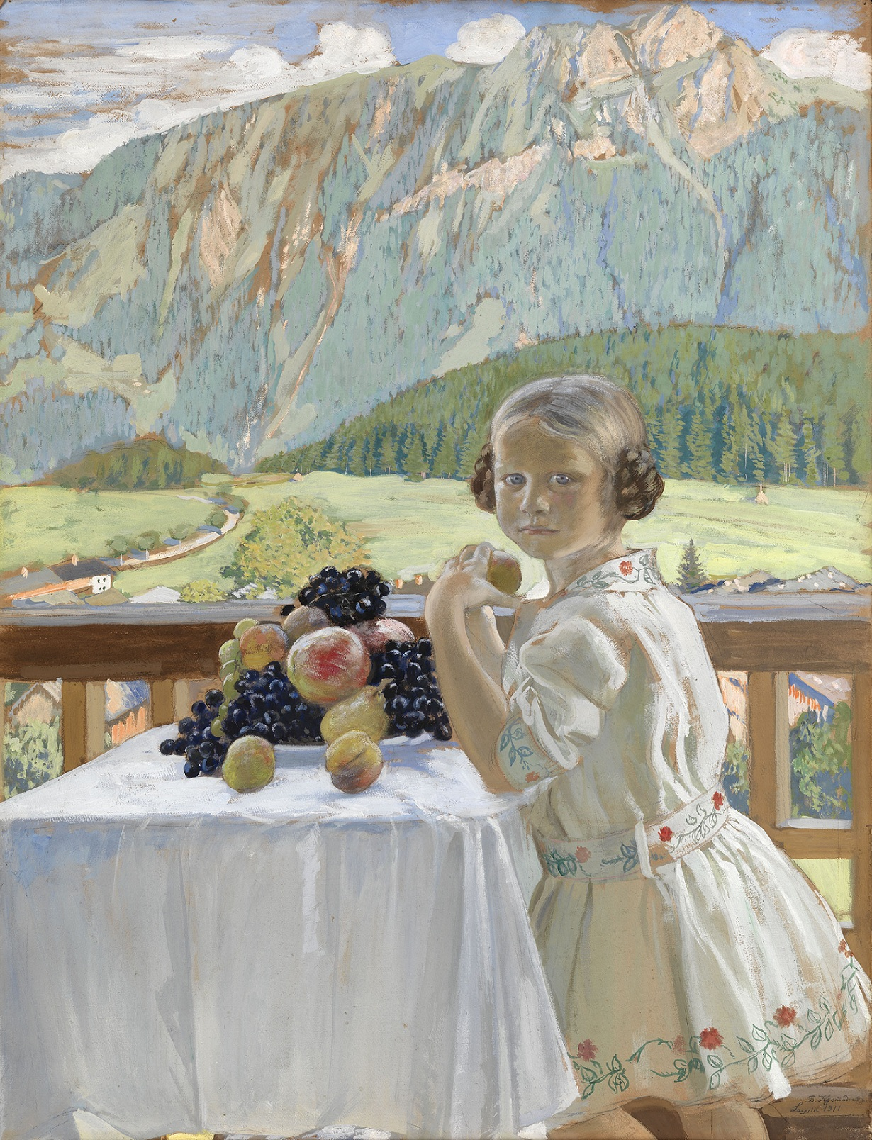 Artist Boris Kustodiev: biography, creativity. Boris Mikhailovich Kustodiev 33