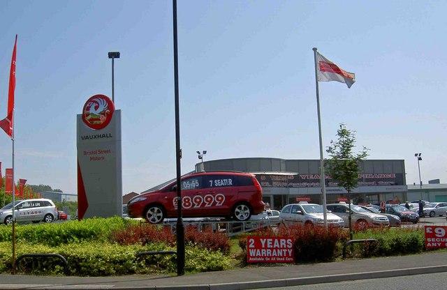 Bristol Street Motors Used Cars For Sale