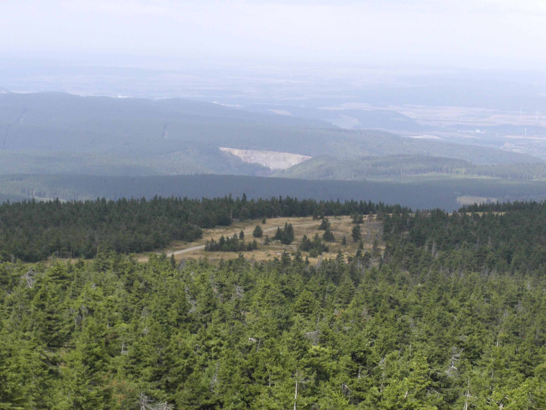 Wernigerode: Bald wieder Panoramablick vom Brocken