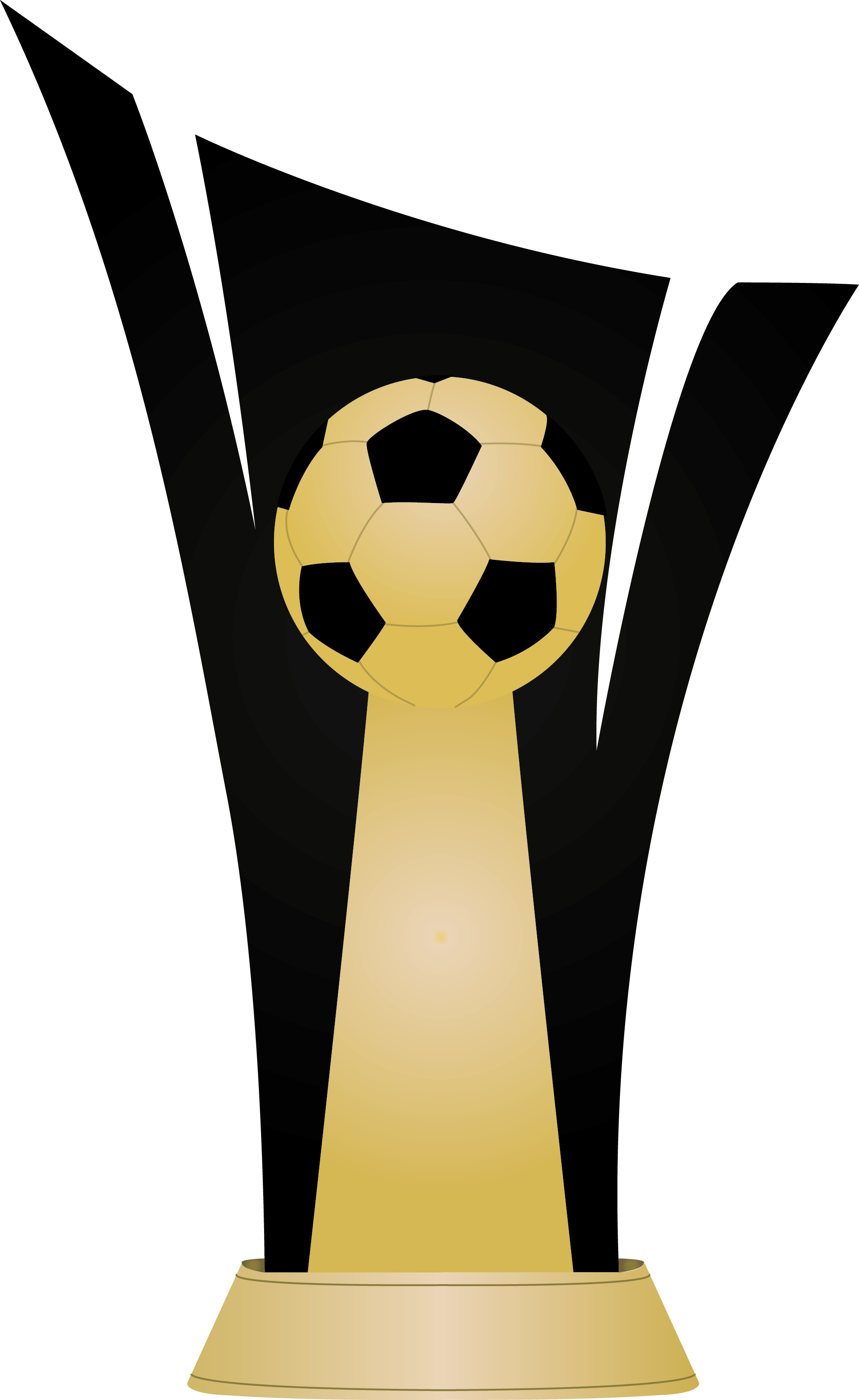 FileCONCACAF Champions League Trophy Icon