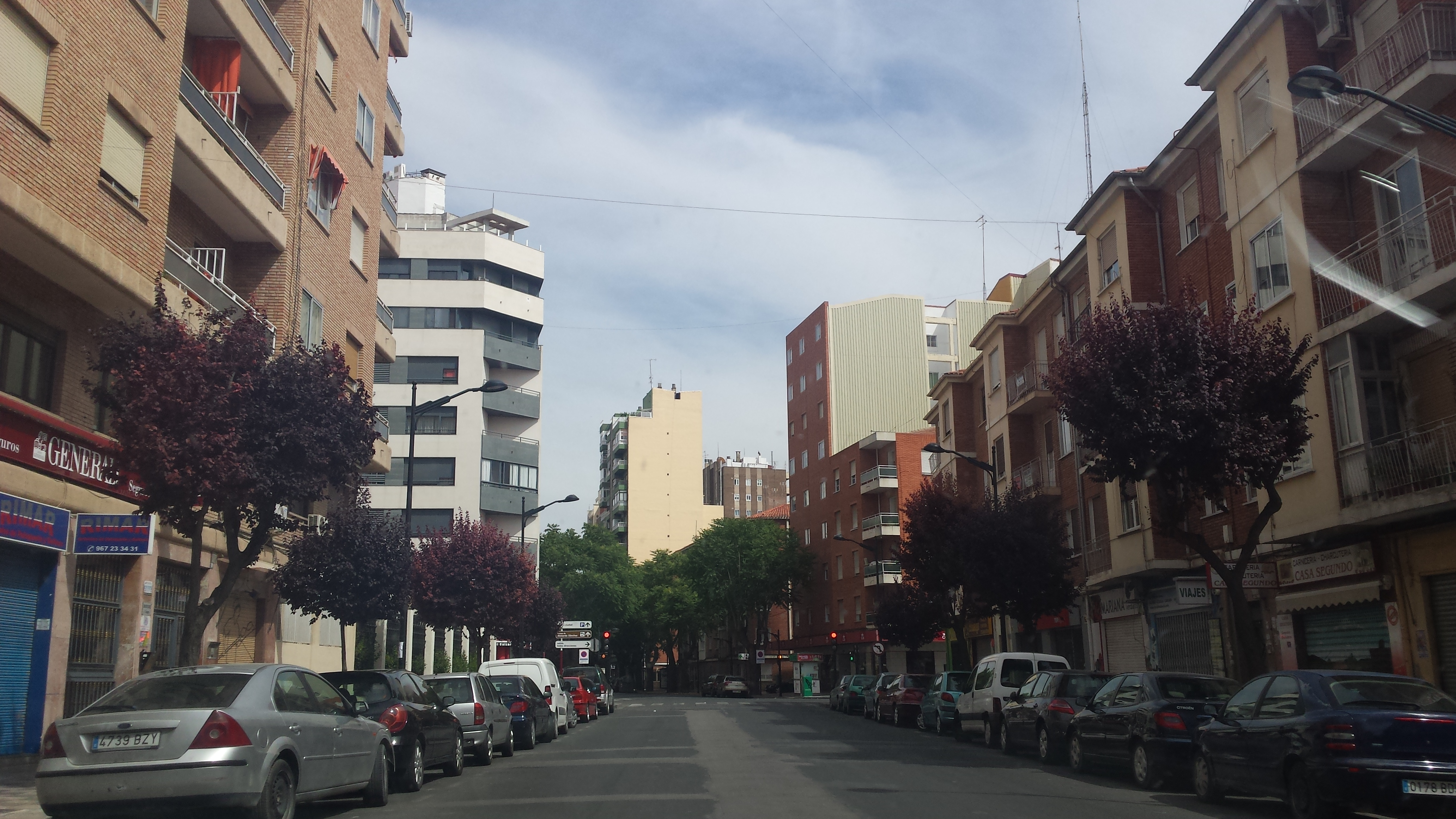 File calle arquitecto vandelvira albacete wikimedia commons - Arquitectos albacete ...