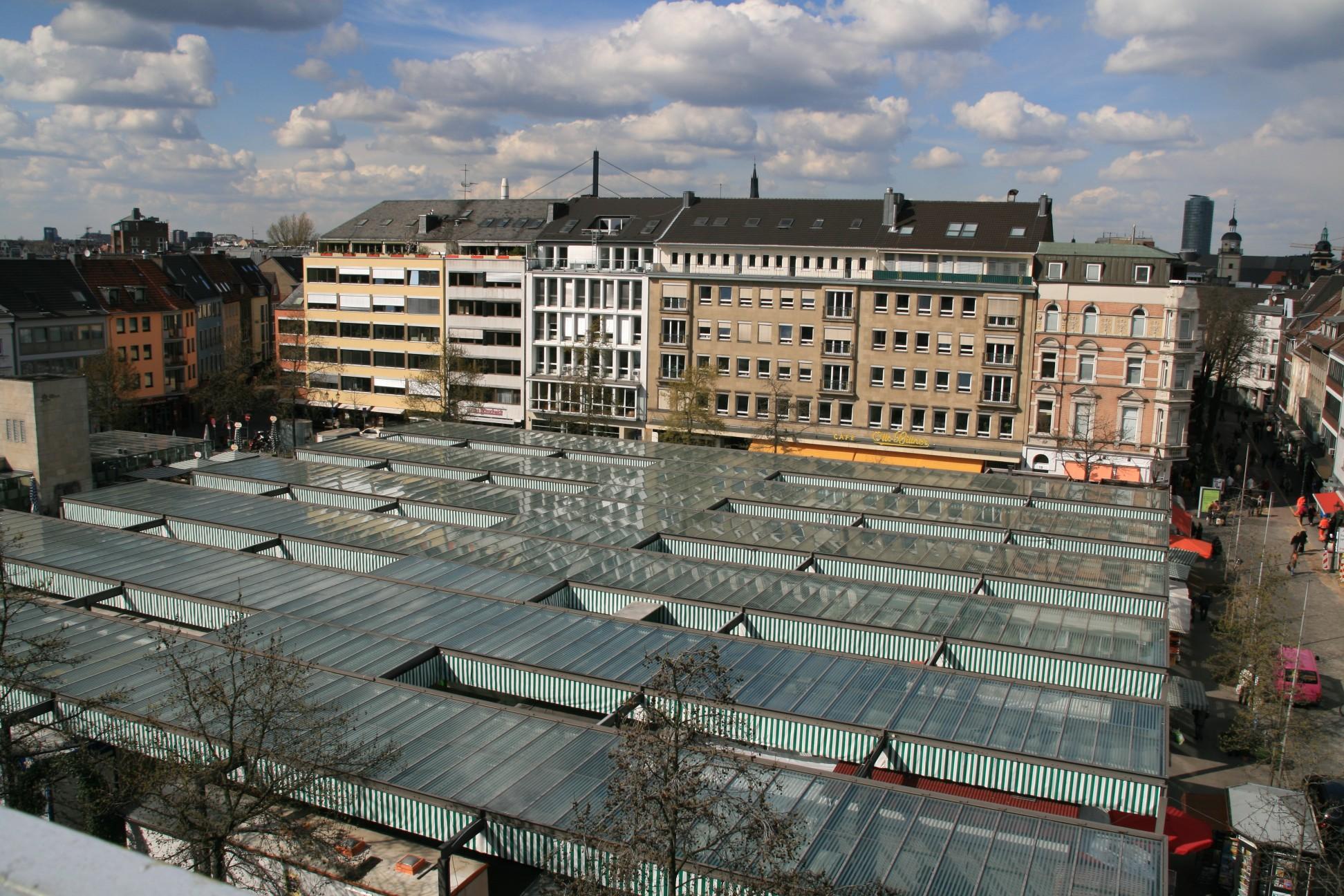 Küchenstudio Düsseldorf Carlsplatz ~ datei carlsplatz duesseldorf jpg u2013 wikipedia