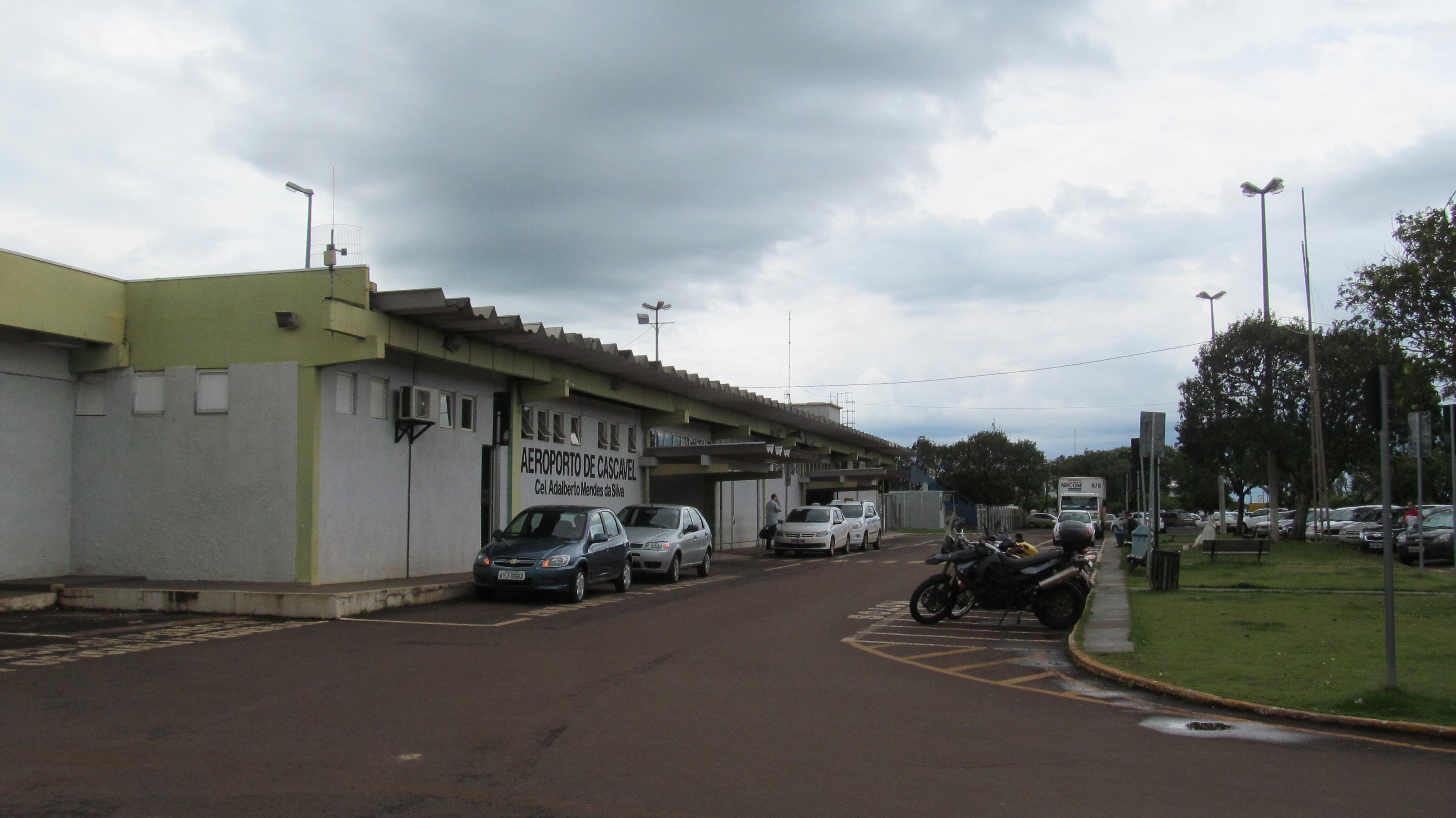 11c0a7742b3b Aeroporto de Cascavel – Wikipédia, a enciclopédia livre