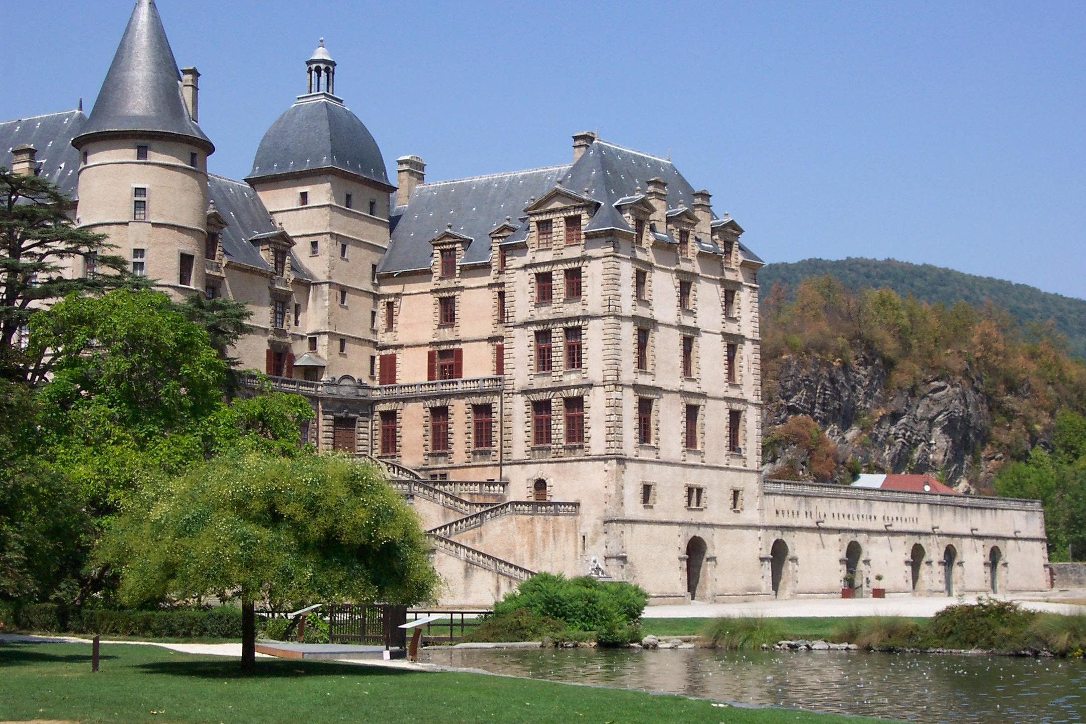 Chateau de Vizille, Isere, France  № 156823 без смс
