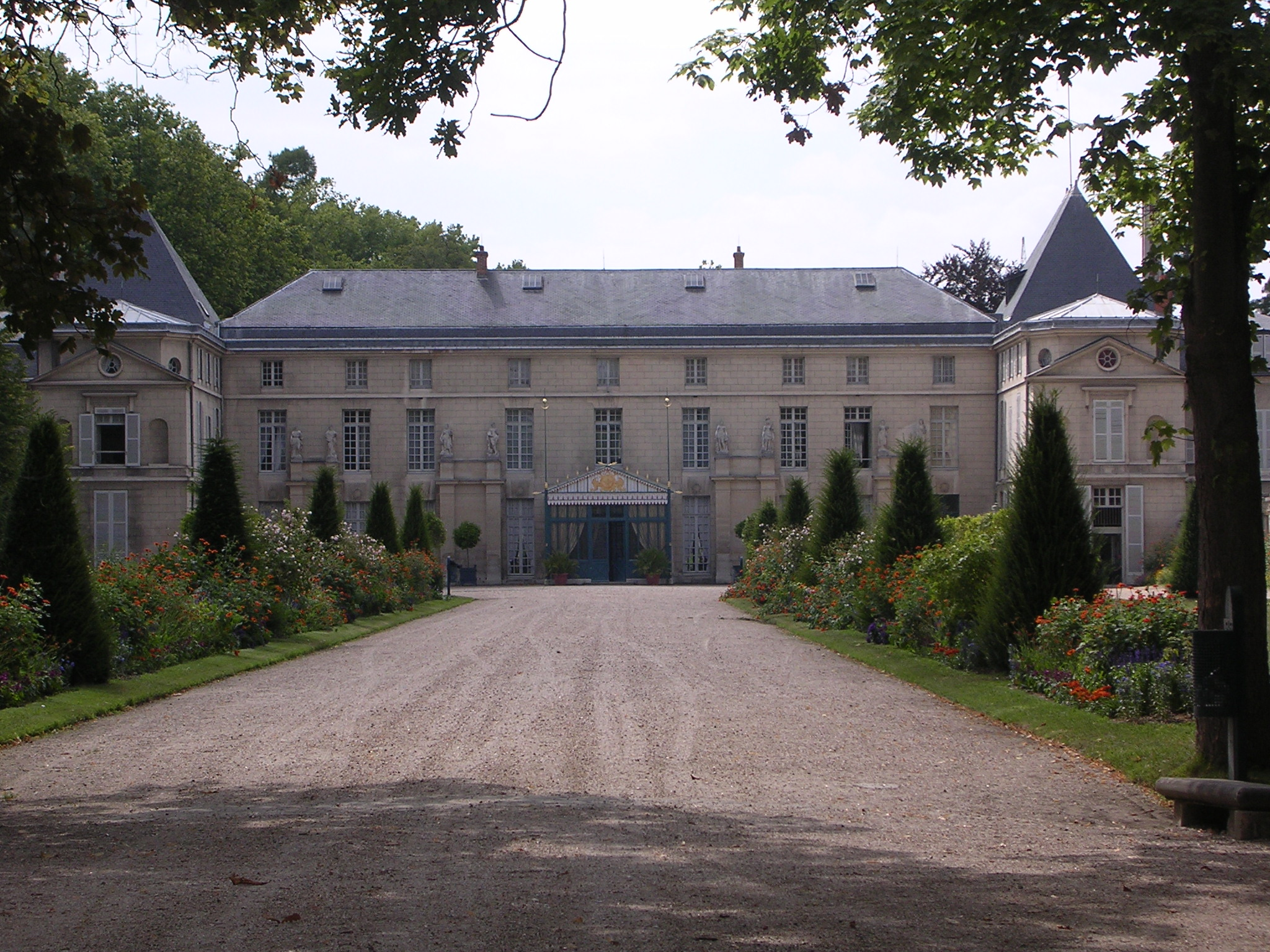 Depiction of Castillo de Malmaison