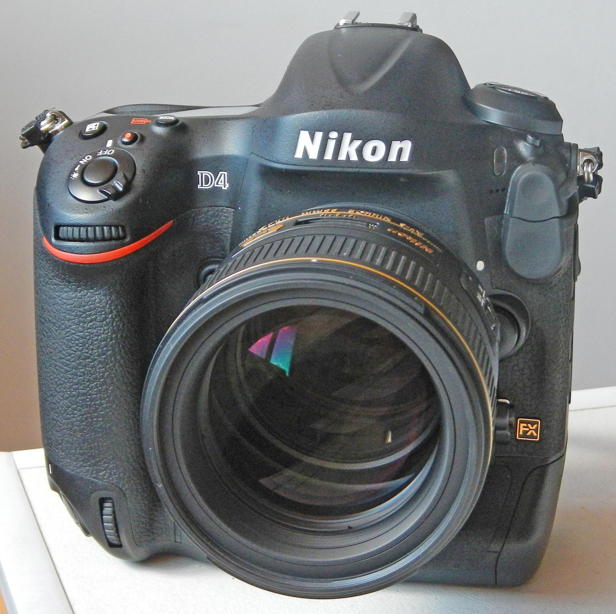 Nikon D4 - Wikipedia