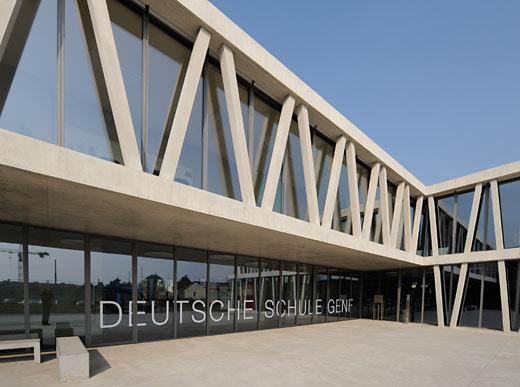 Deutsche schule genf wikipedia - Deutsche architektur ...