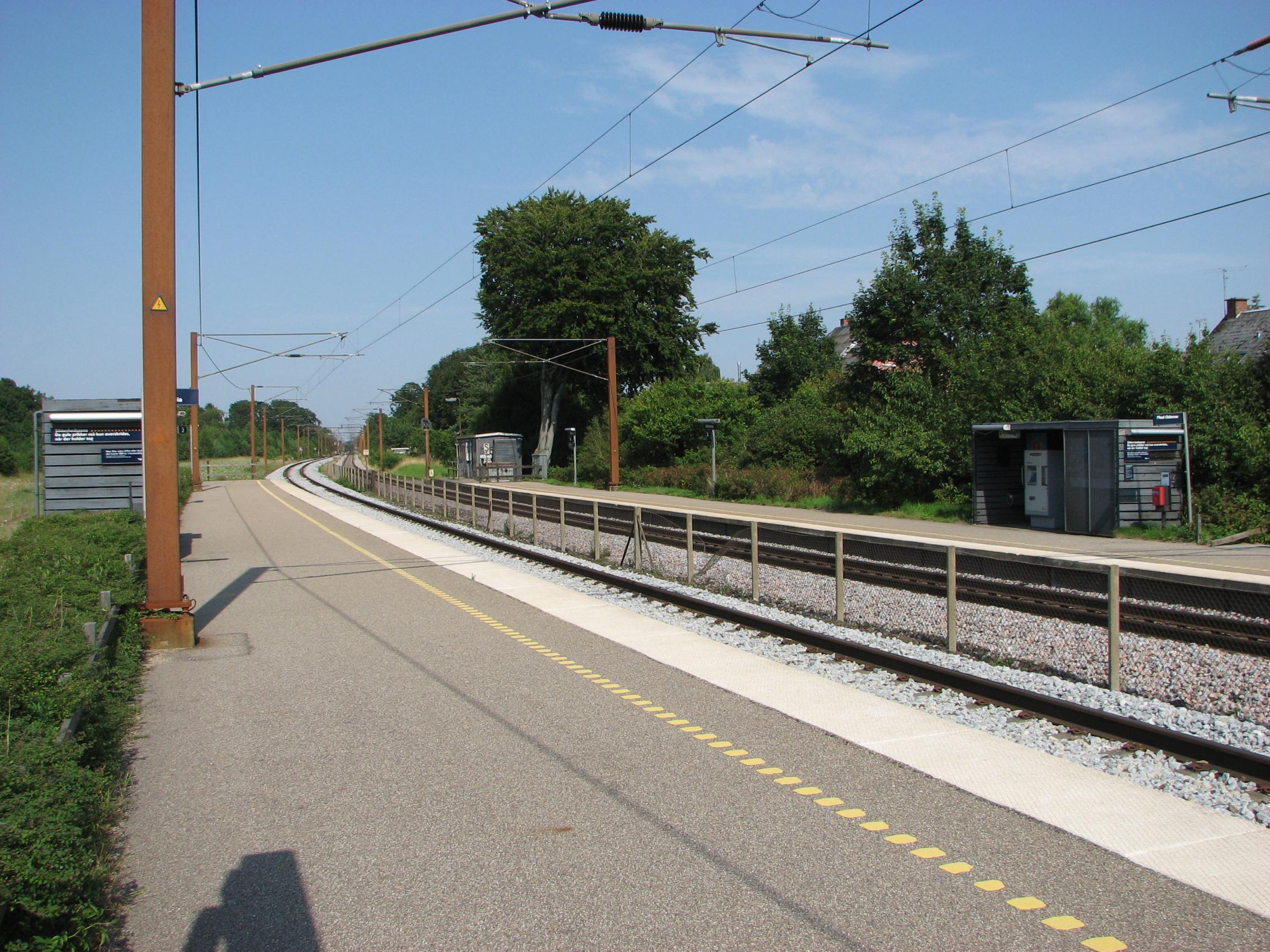 Holmstrup Station