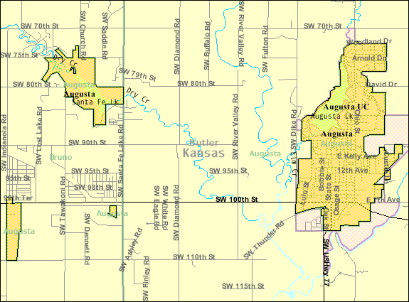 FileDetailed Map Of Augusta Kansaspng  Wikipedia