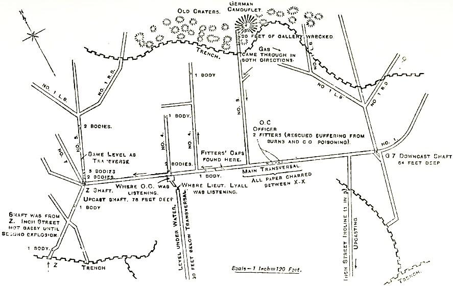 Gas Line Diagram