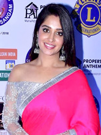 Dipika Kakar at the 25th SOL Lions Gold Awards 2018 (14) (cropped).jpg