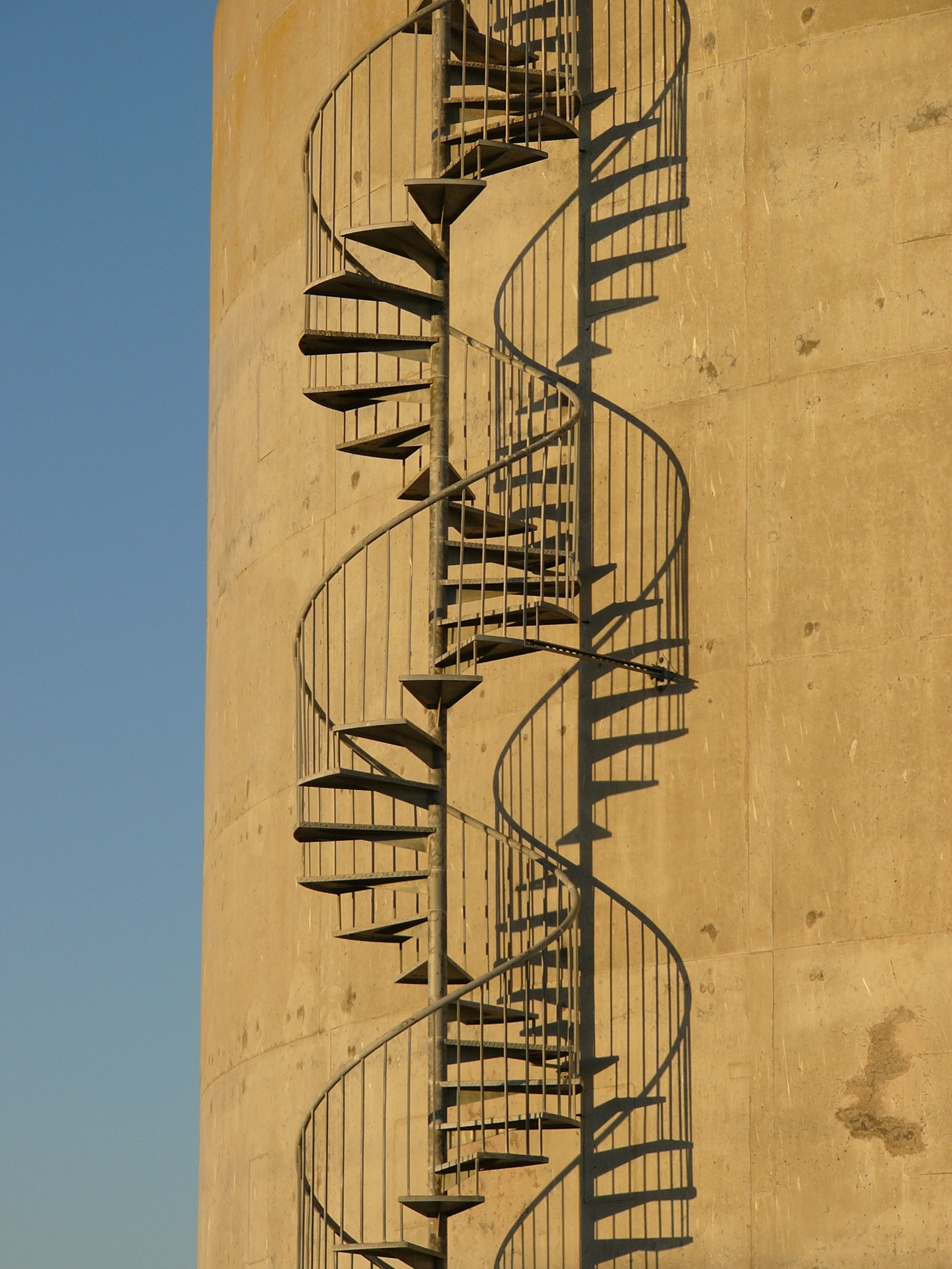 Double Helix Stairs, Wikimedia