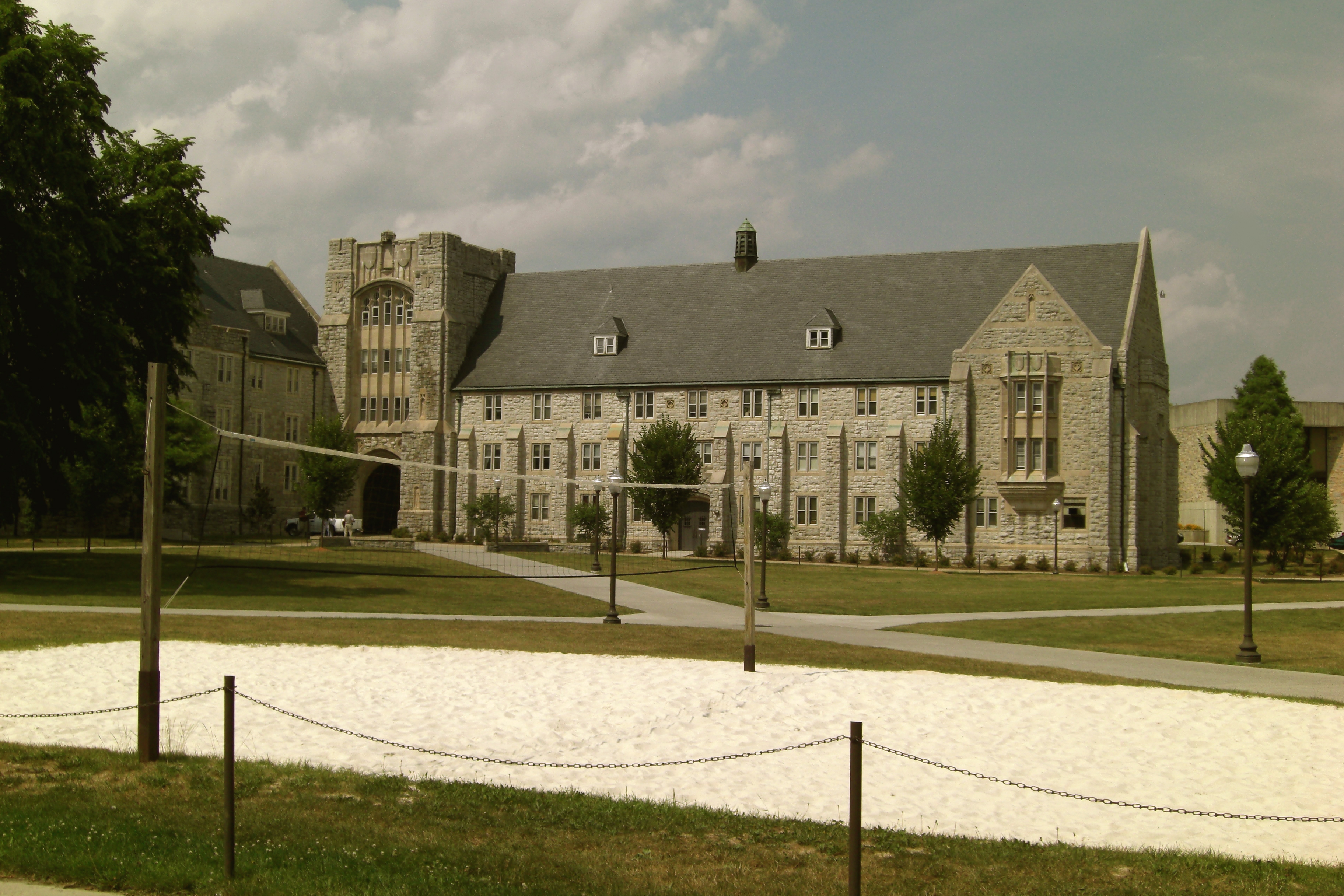 Eggleston Quad Virginia Tech