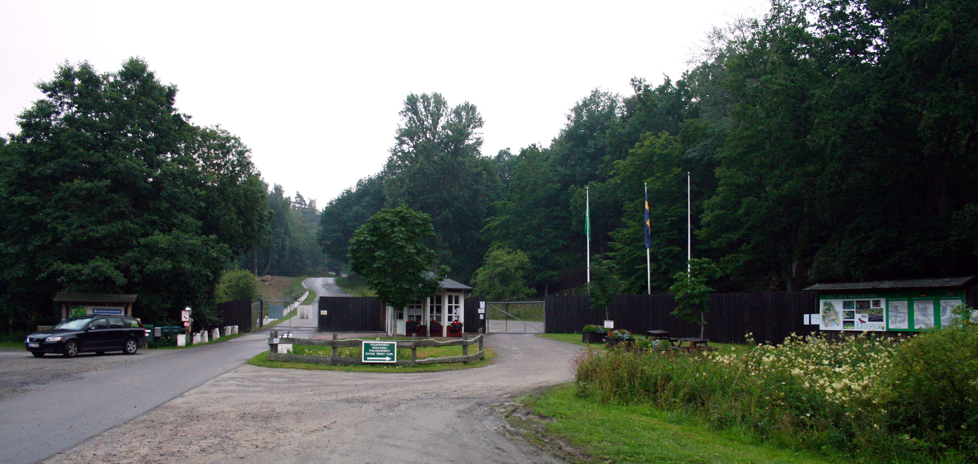 Vildt- og Naturpark Eriksberg