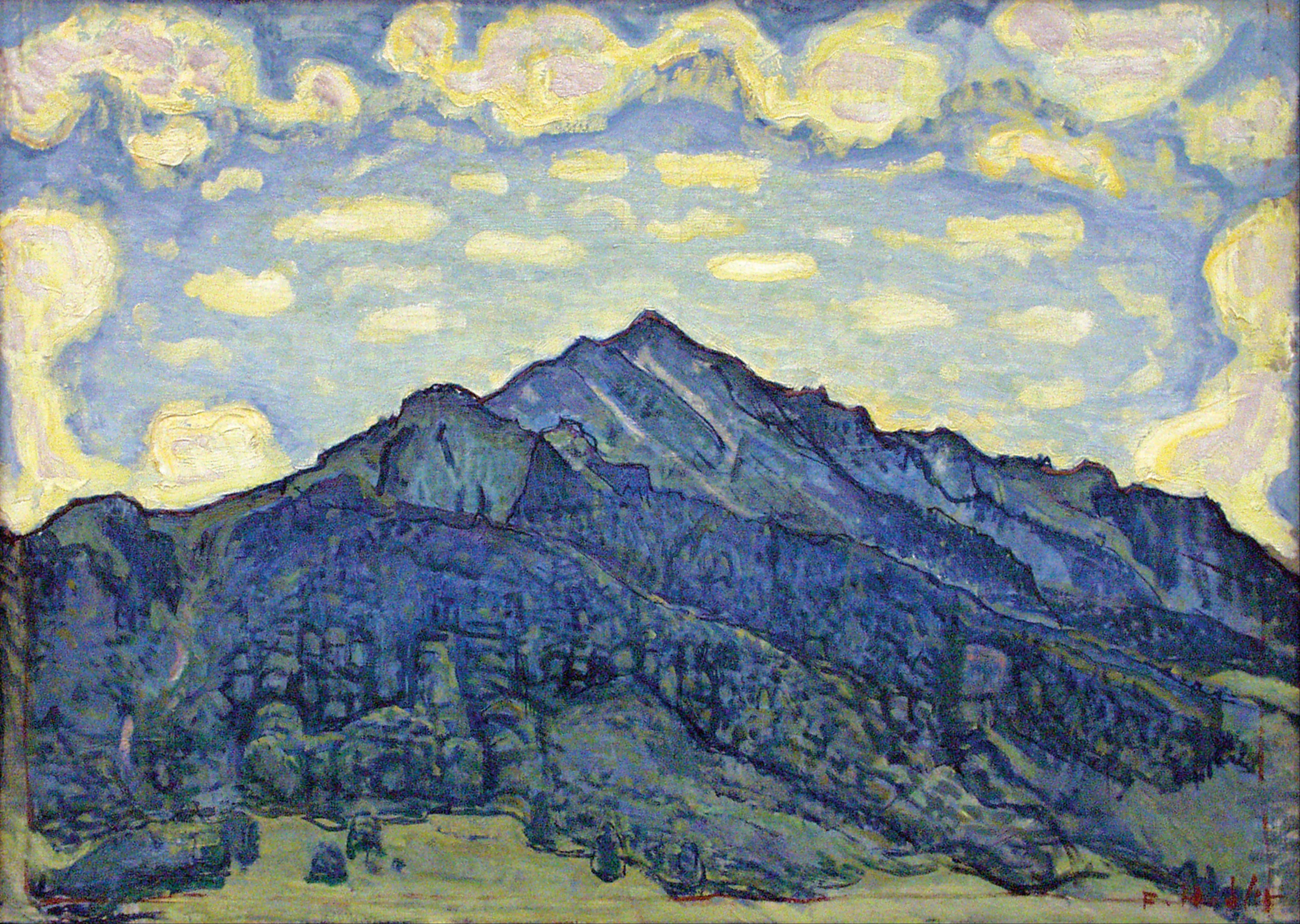Art Nouveau Painting Australia