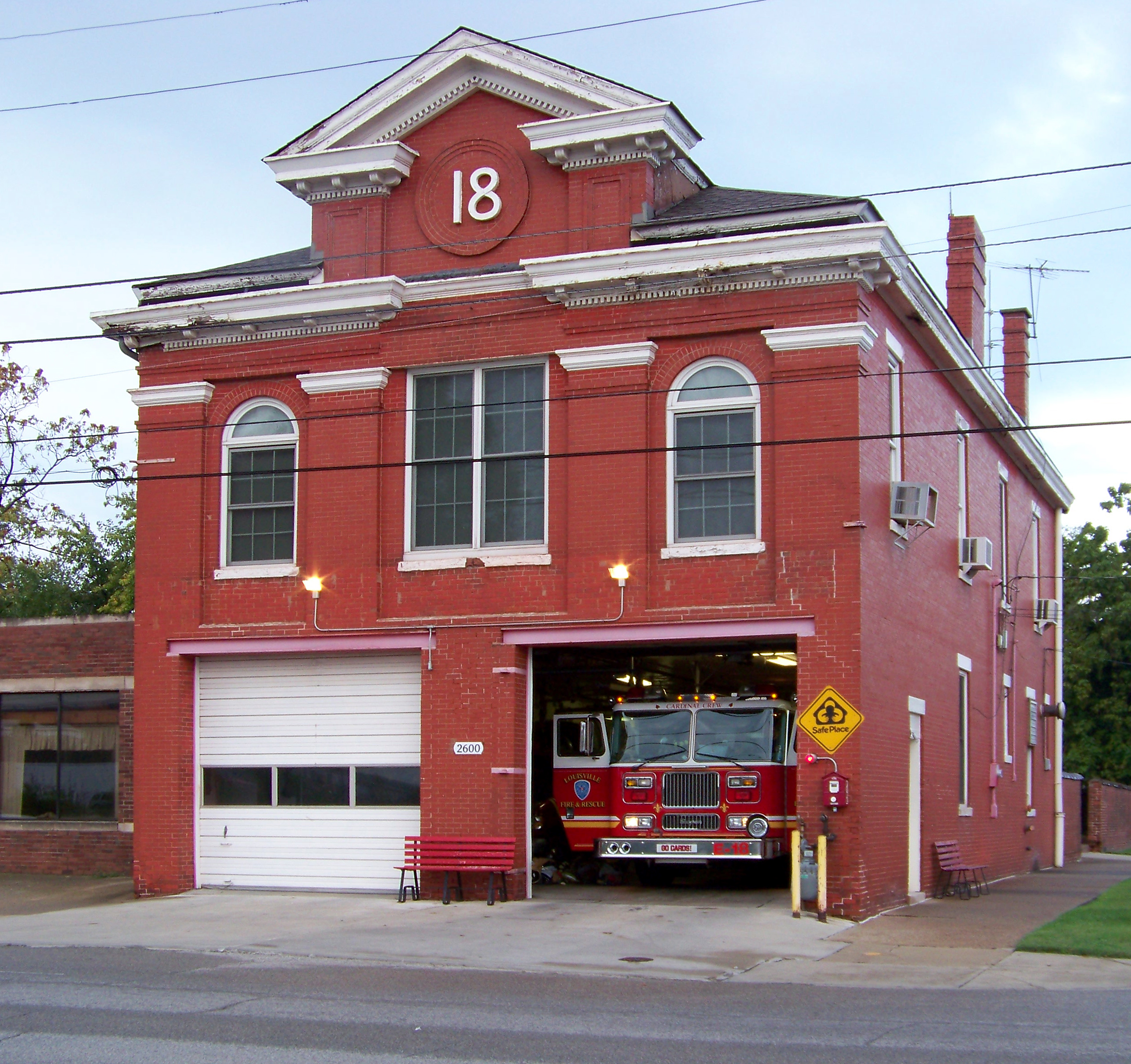 File Firehouse 18