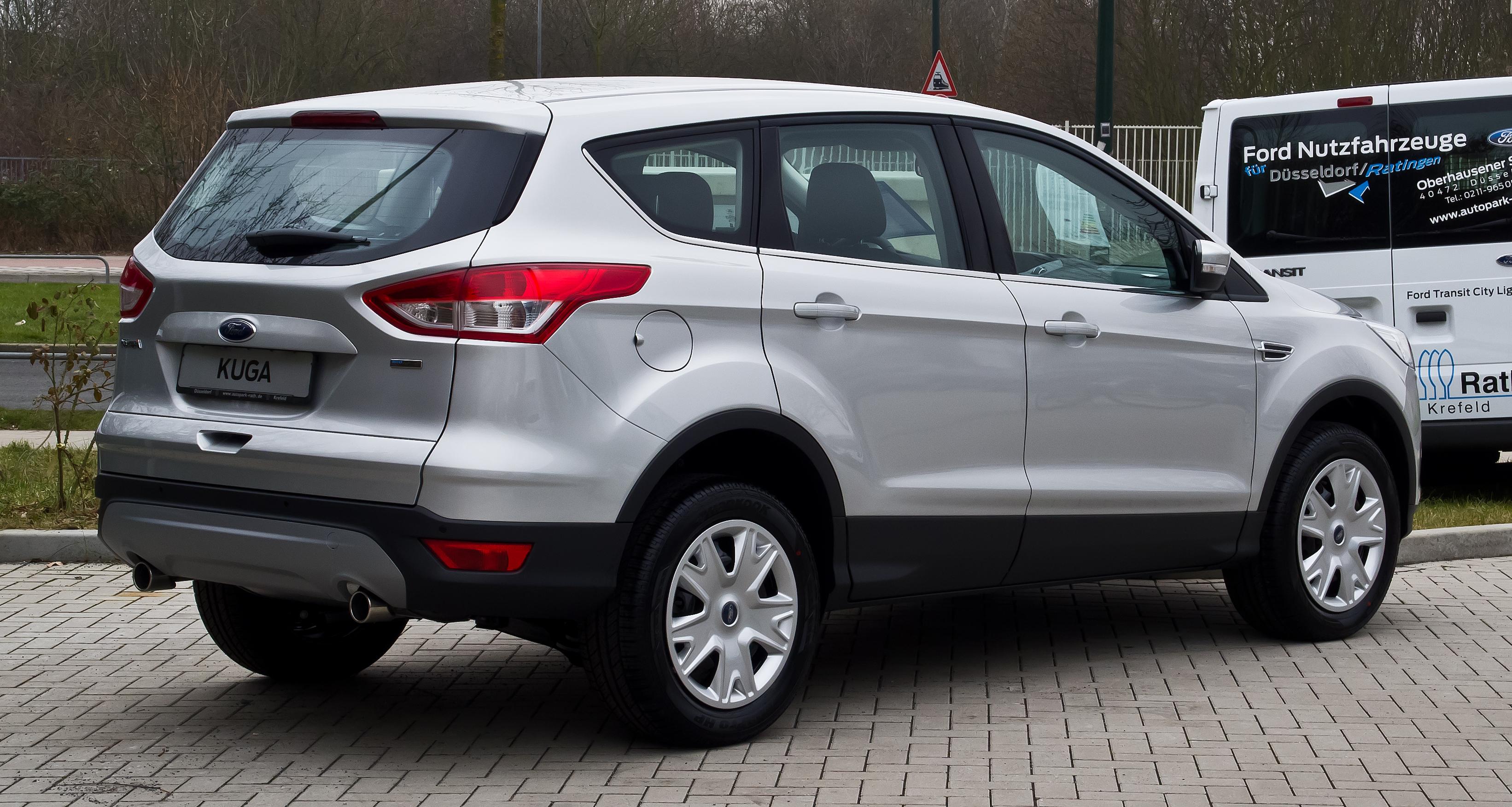Ford kuga wiki