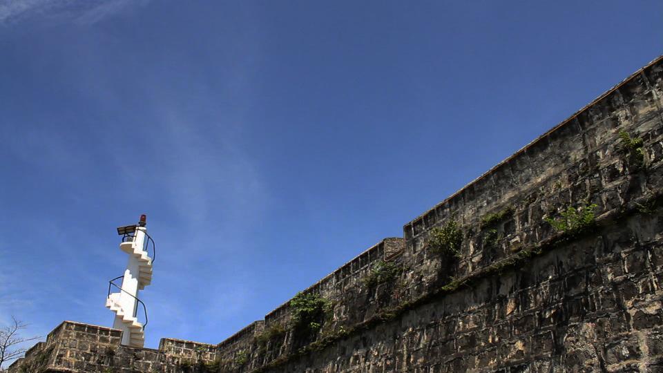 Fuerte de la Concepcion y del Triunfo walls.jpg