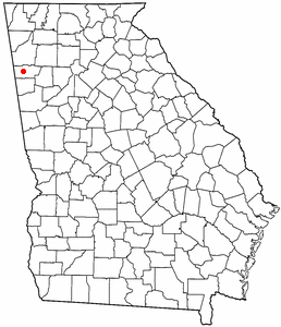 Loko di Cedartown, Georgia