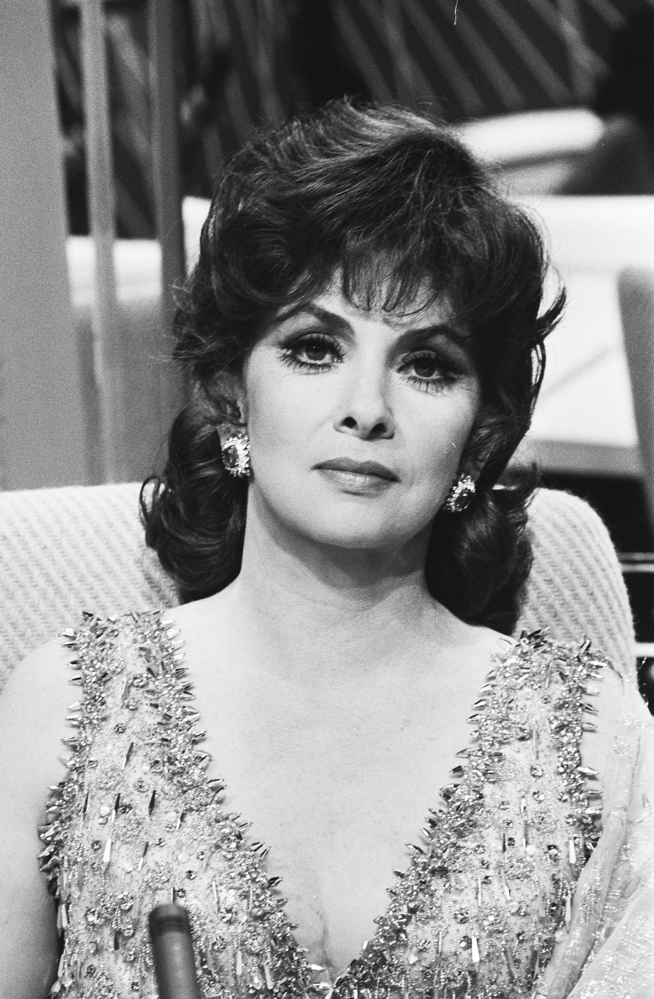 Gina Lollobrigida Nude Photos 12