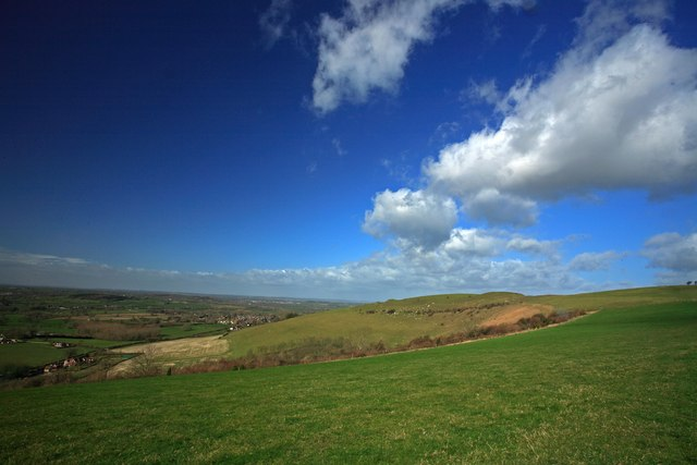 Hambledon Hill - geograph.org.uk - 370095