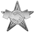 Hand in Hand Barnstar Silver.png