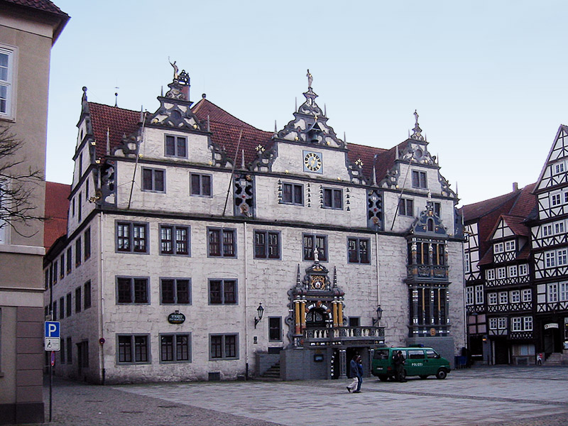 Hann. Münden Rathaus