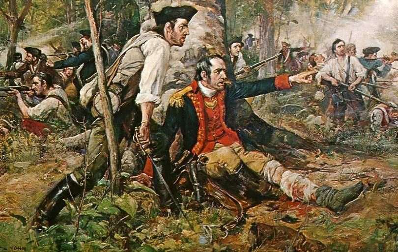 Battle of Oriskany - Wikipedia