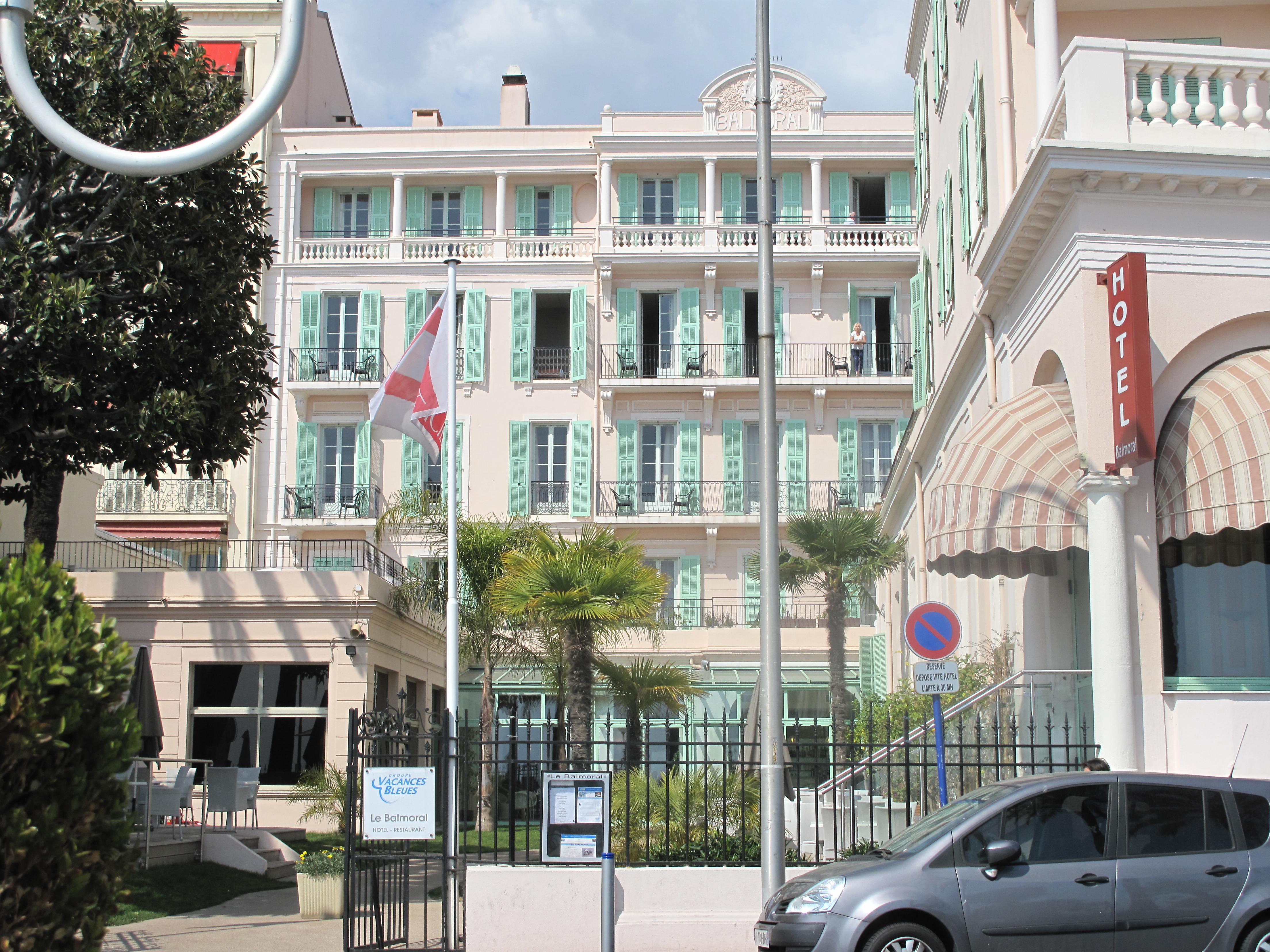 Hotel Riva Menton Spa
