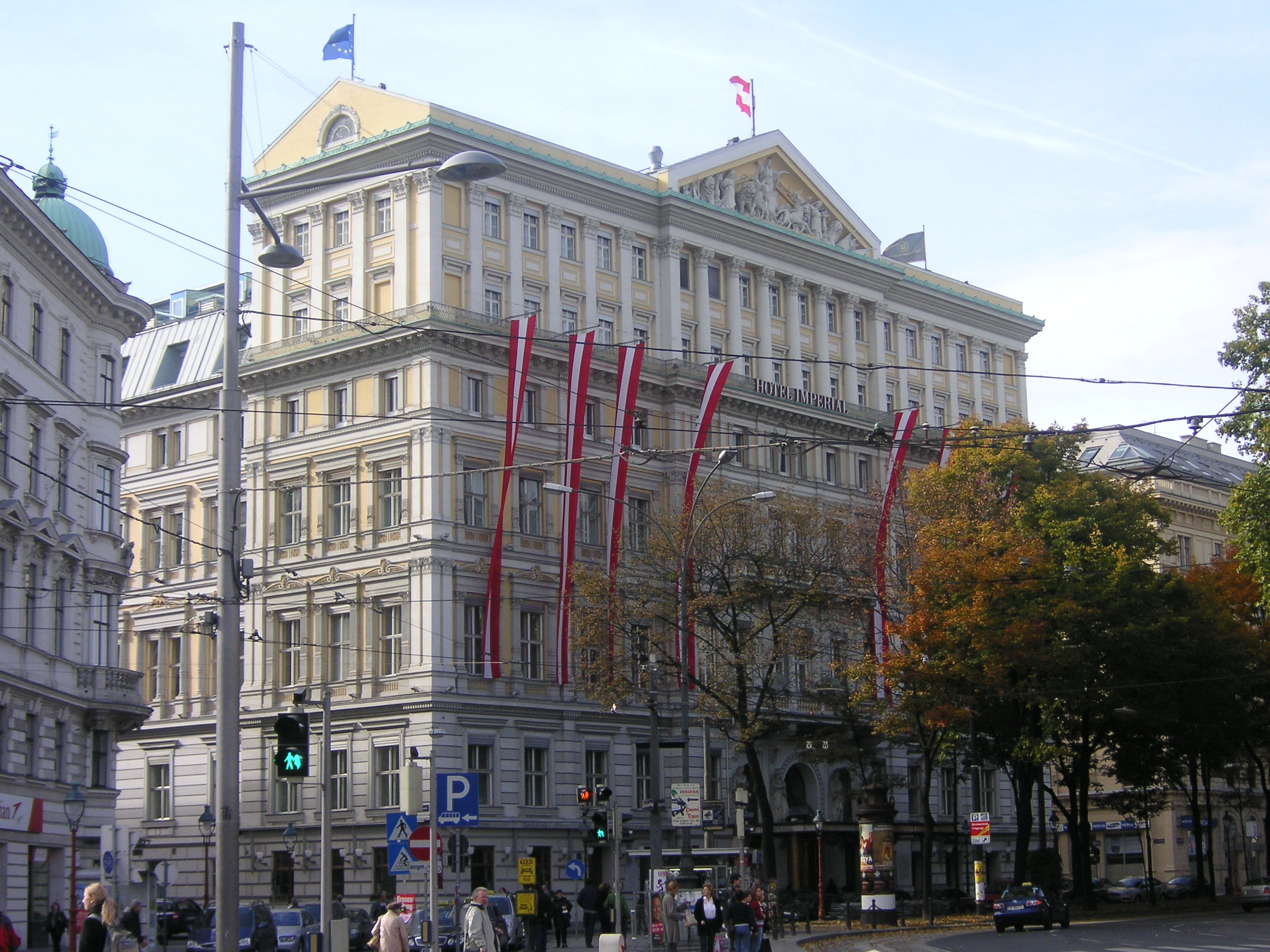 Hotel Zipser Wien Homepage