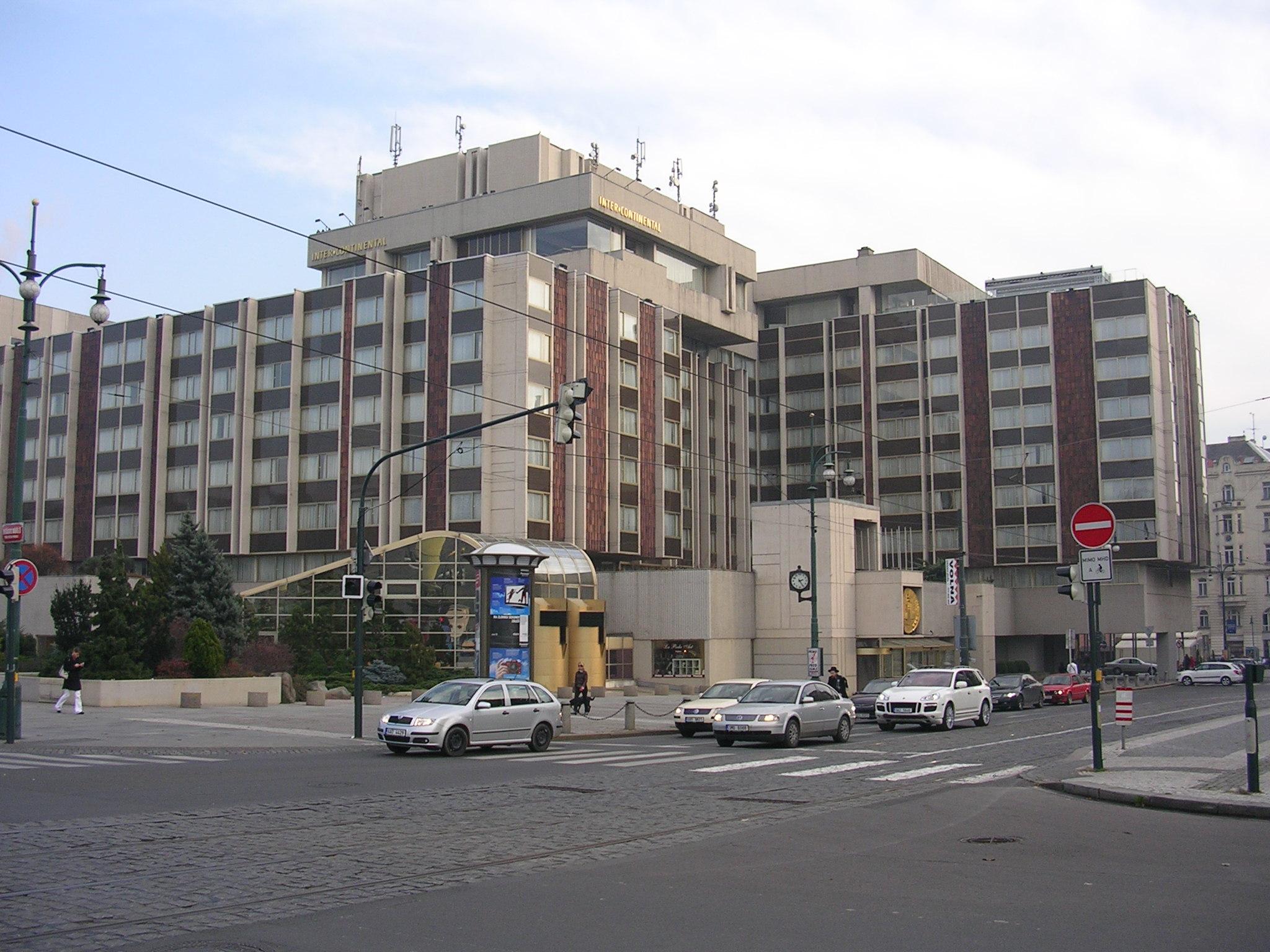 File Hotel Intercontinental Praha 01 Jpg