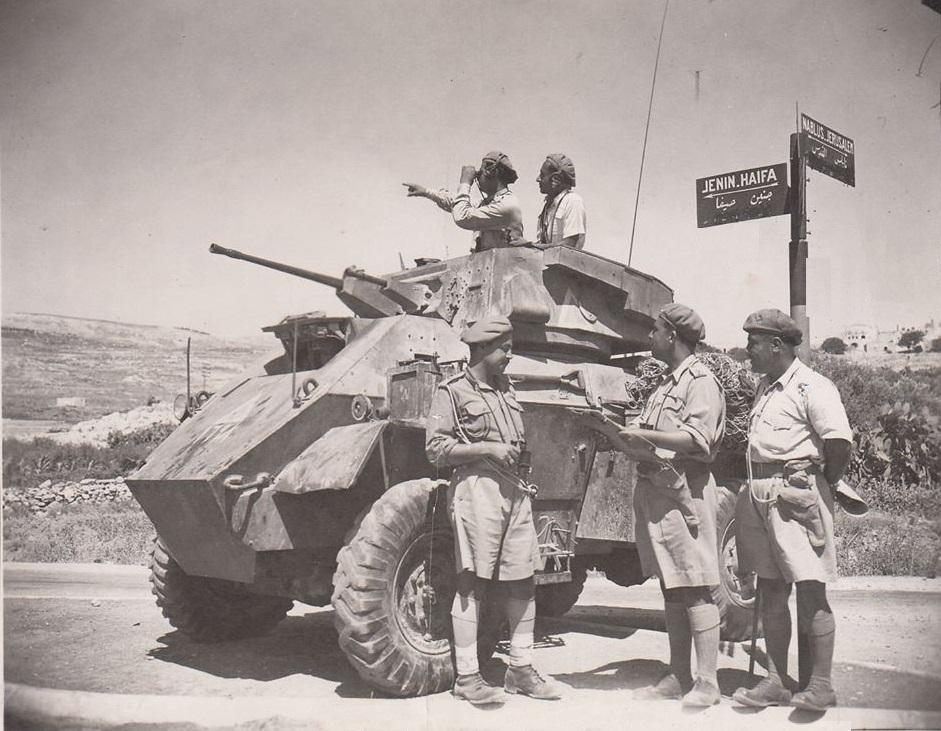 file iraqi army in jeneen palestine 1948 jpg wikimedia commons