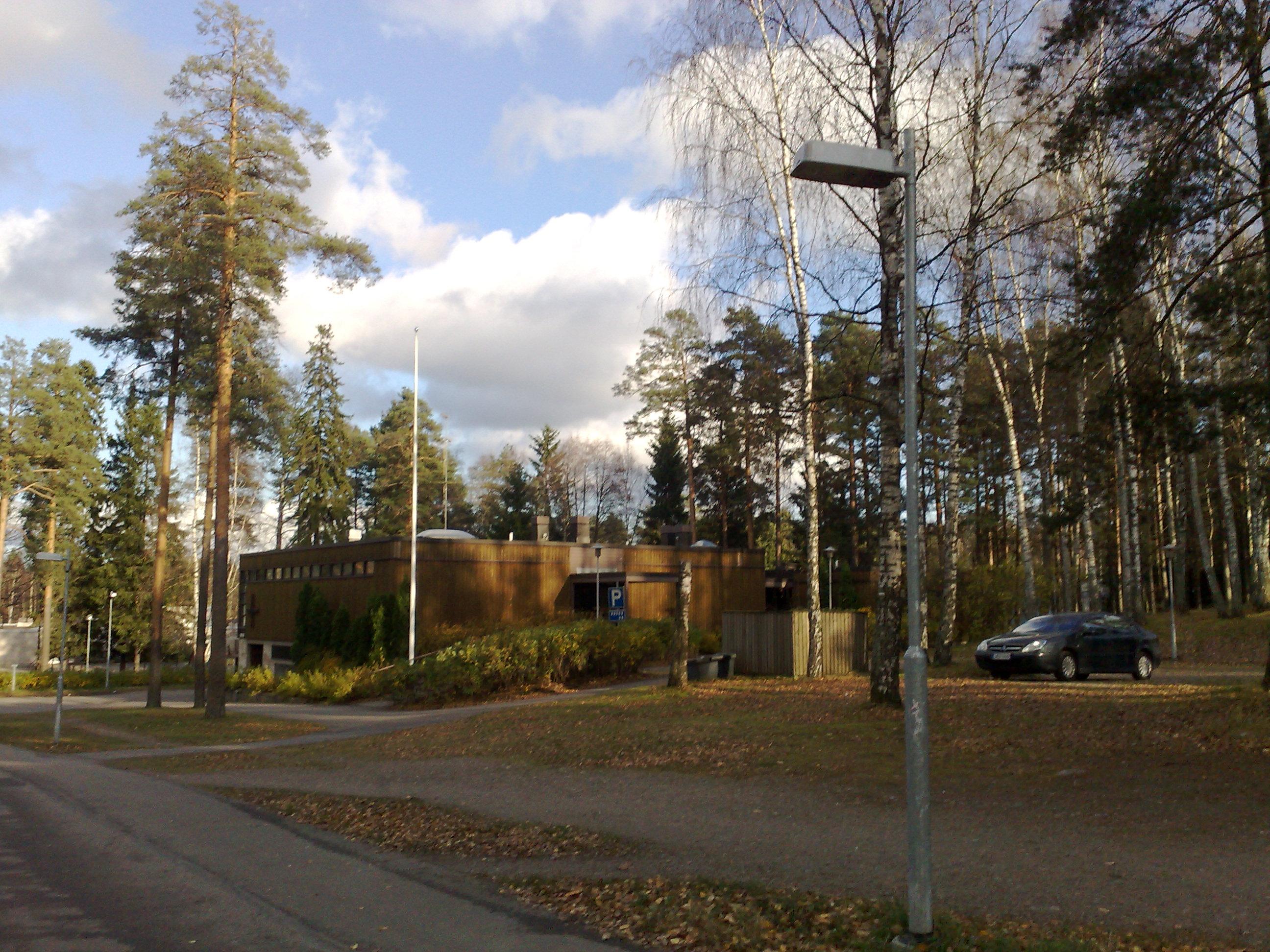 Jakomäen Kirkko