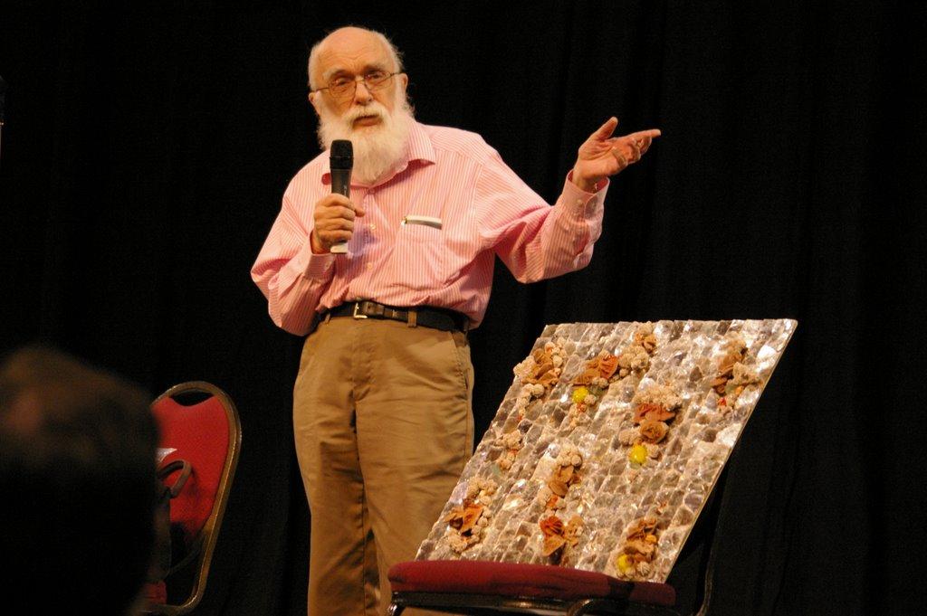 James Randi 2007