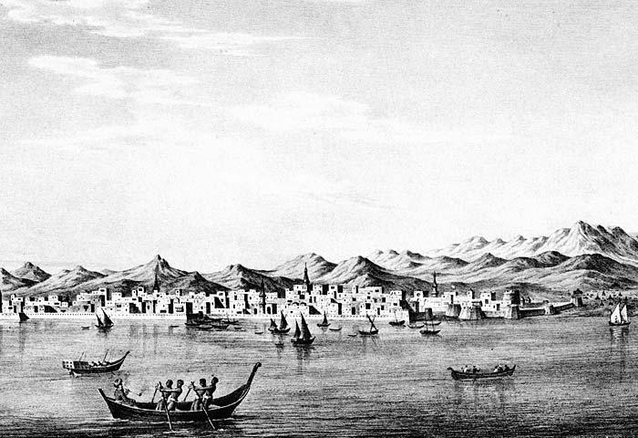 Jeddah in the past, History of Jeddah