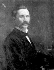 John H于的多尔夫自portrait.jpg