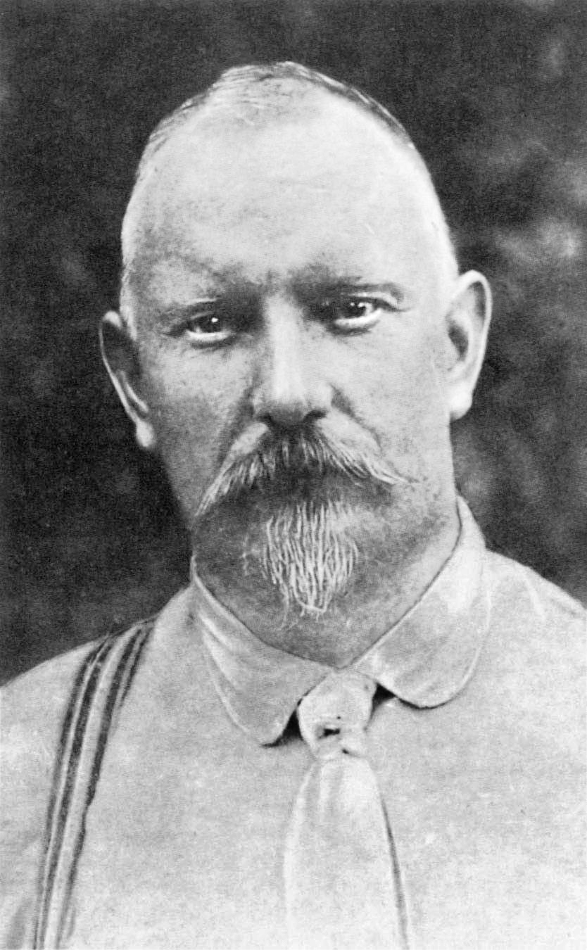 Portrait of Jules Renard