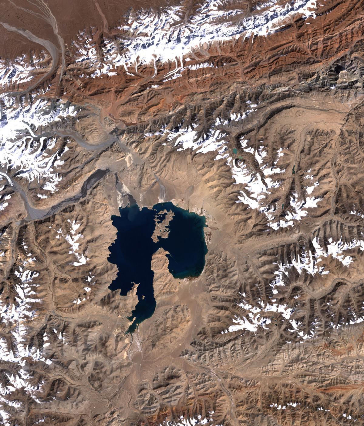 Crater Lake National Park >> Karakul (Tajikistan) - Wikipedia