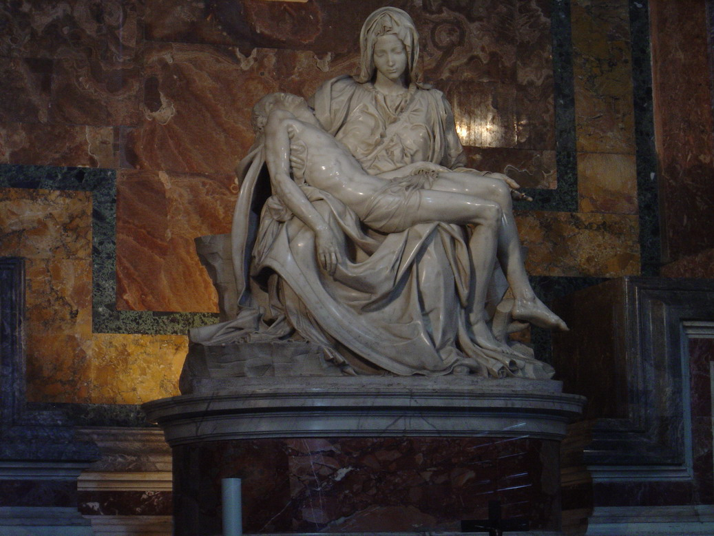 La Pieta, Paris