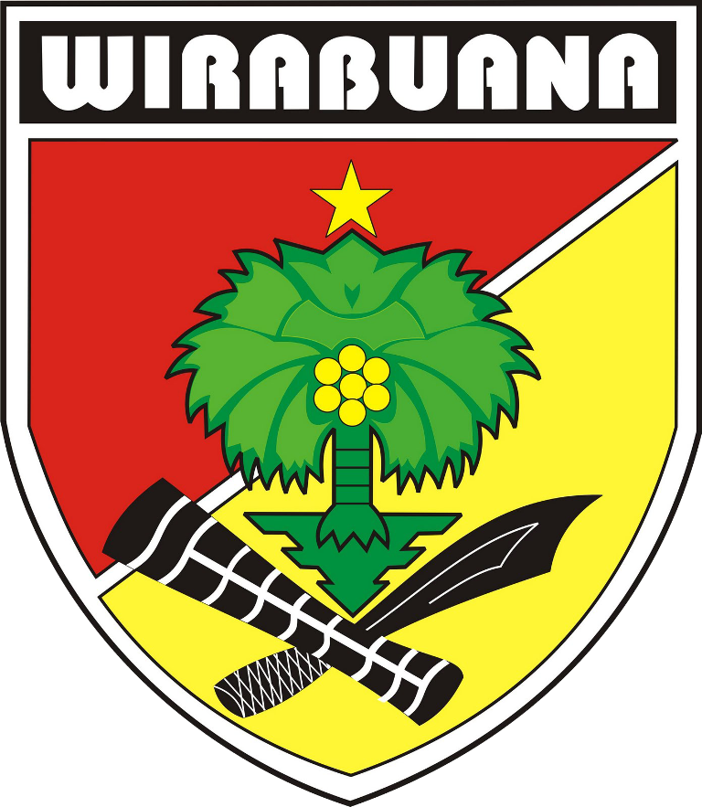 Logo Kodam Xiv Hasanuddin