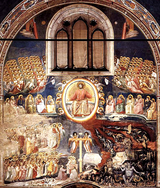 Giotto's The Last Judgment