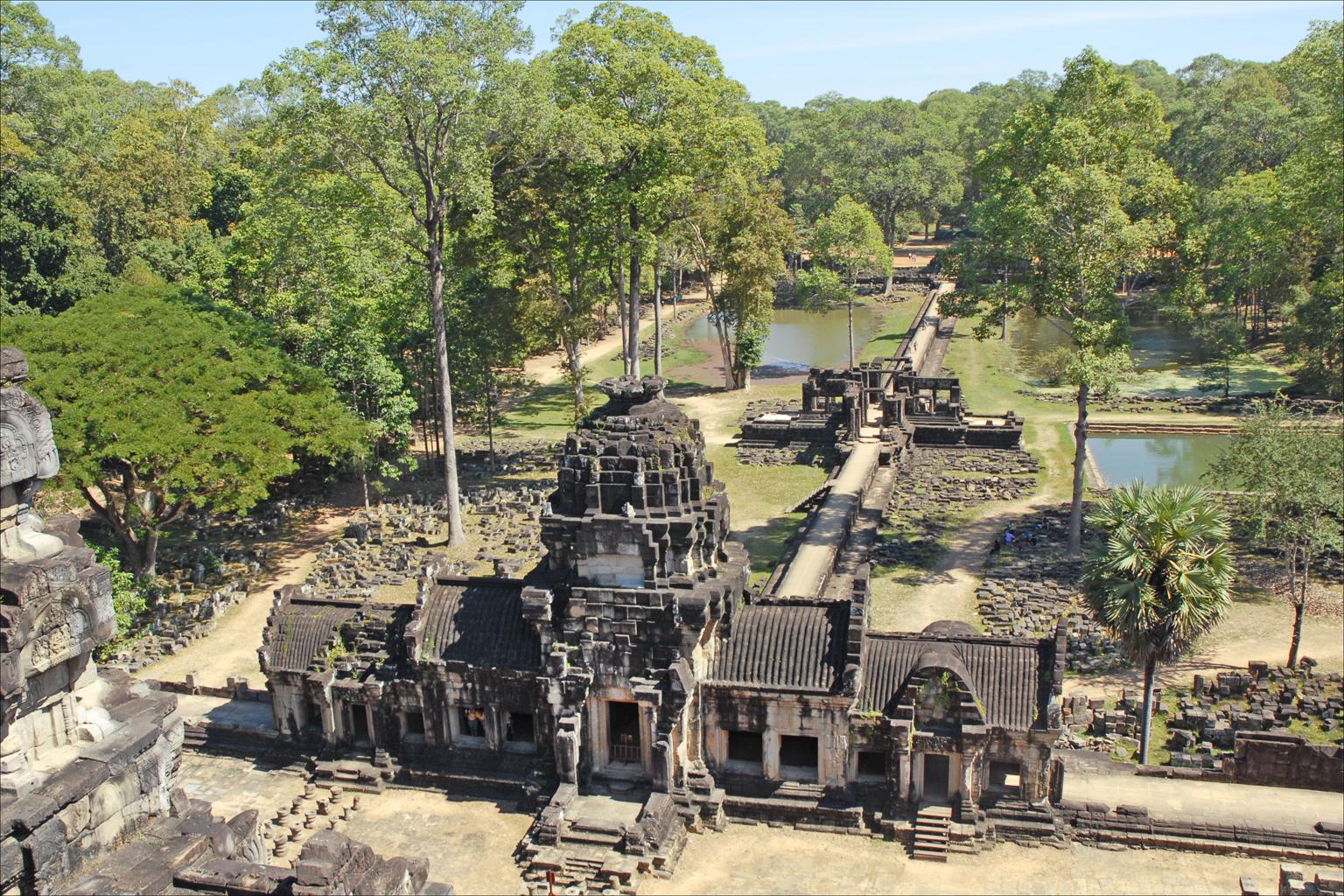 Angkor Thom Cambodia