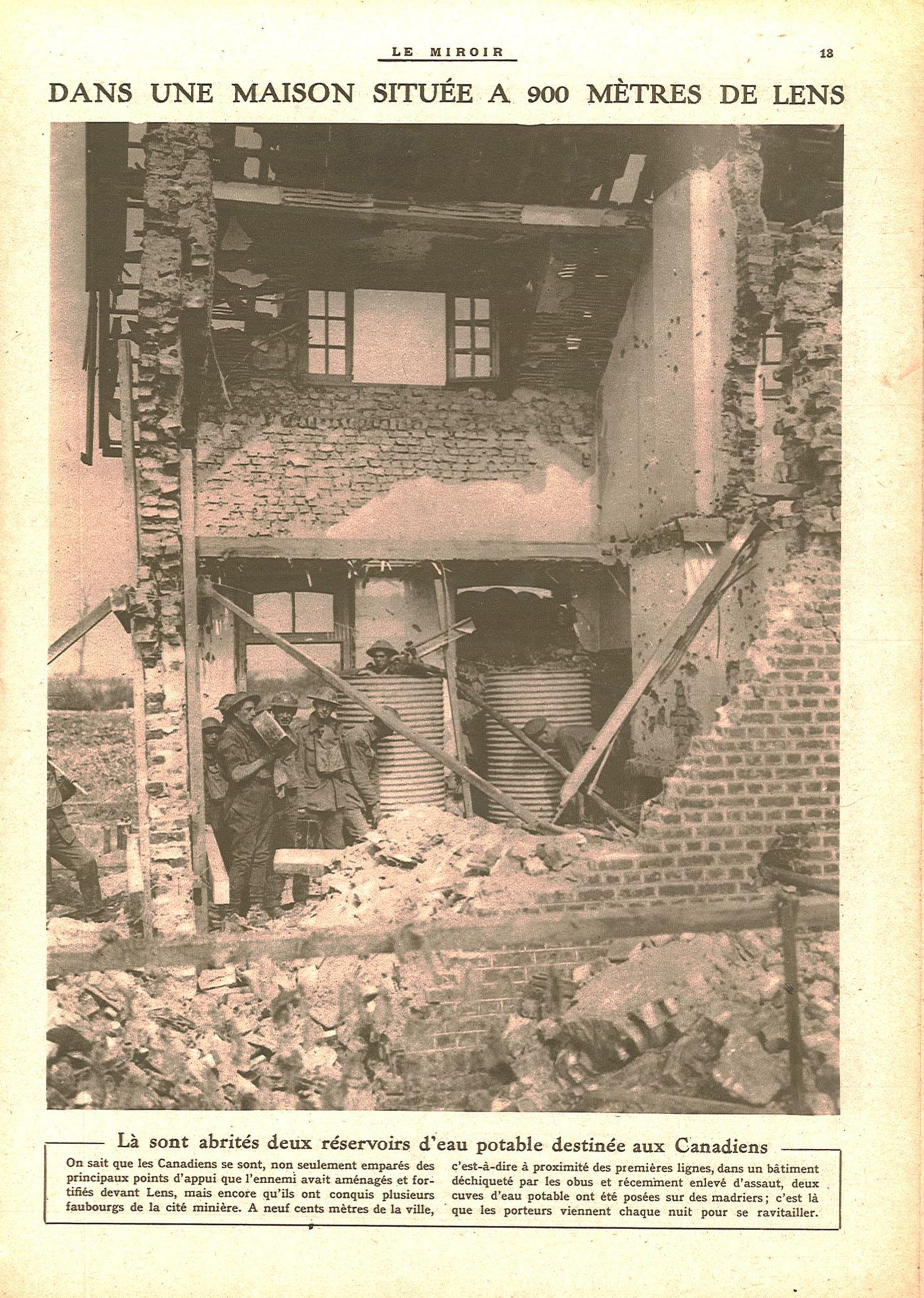 File le miroir n 203 dimanche 14 octobre 1917 for Miroir wikipedia