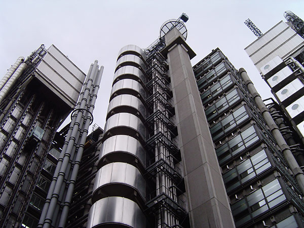File lloyds building for Architecture xix
