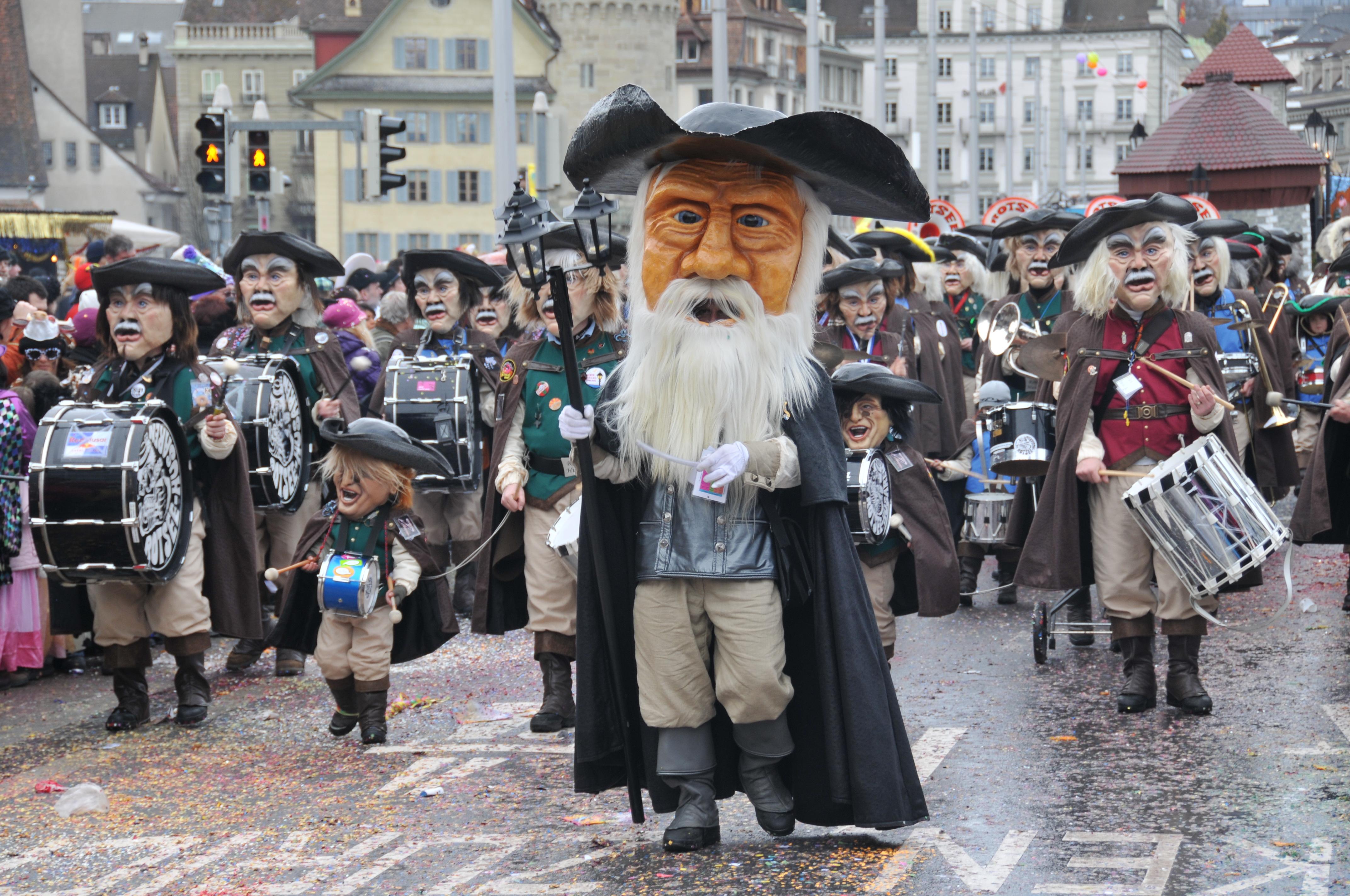 Luzern Festivaller