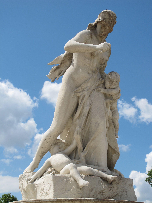 File m d e 1893 1896 marbre paris jardin des tuileries - Sculpture jardin des tuileries ...