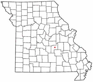 Northwye, Missouri unincorporated community in Missouri