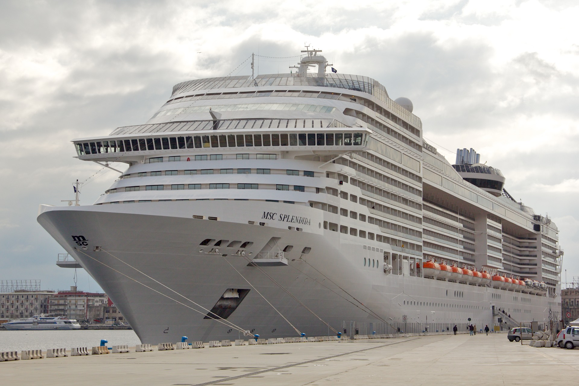 How Do Cruise Ships Get Drinking Water